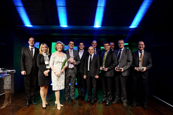 2013 FDI Award winners
