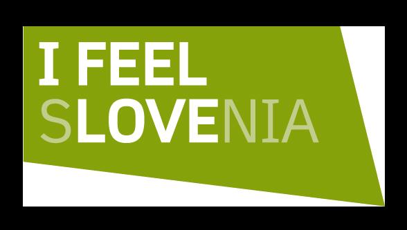 I feel Slovenia logotip