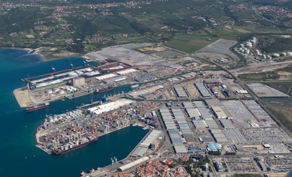 Japanese logistics company opens office in Koper