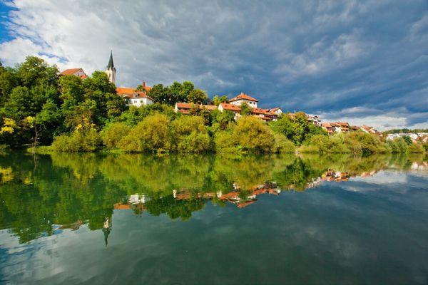 Novo mesto: the capital of Slovenia's exporting industry
