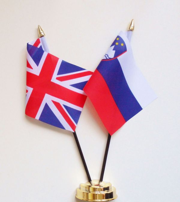 Slovenia and UK: the partners with much prospects