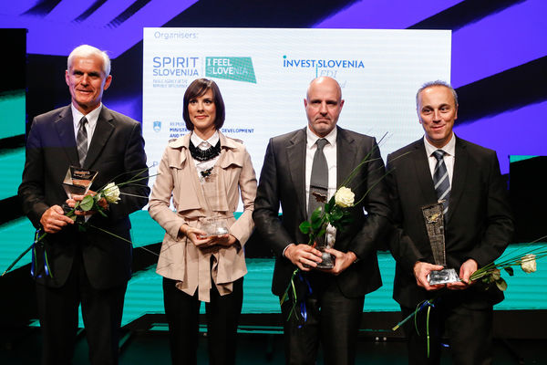 Količevo, Hofer, Elrad and Sumida Receive FDI Awards