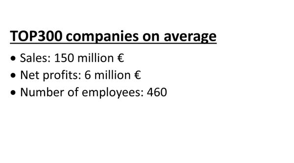 TOP 300: The largest Slovenian companies